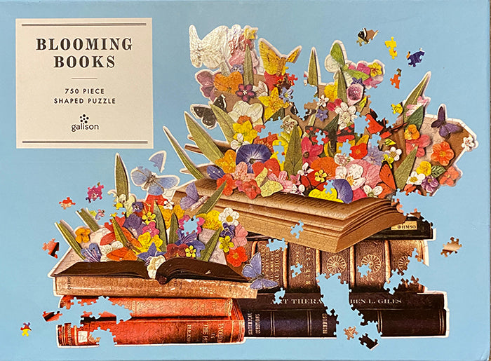 Blooming Books 750 pieces