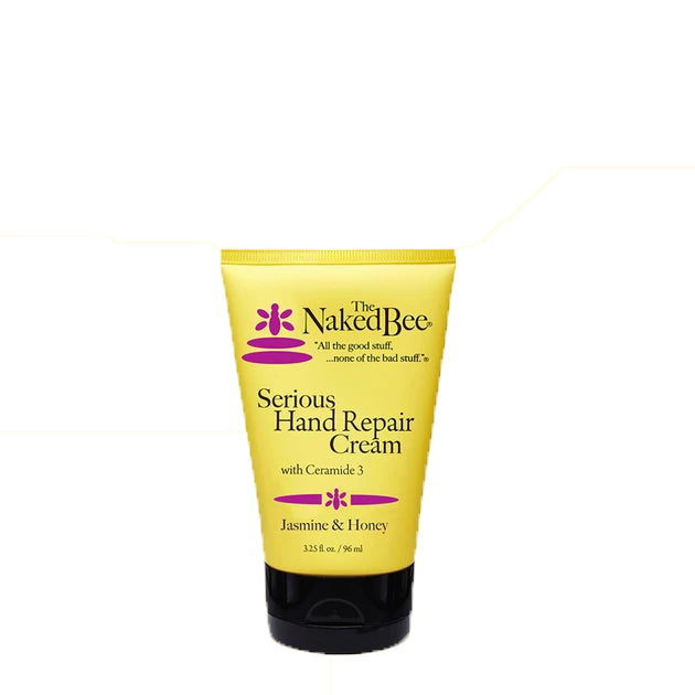 Jasmine and Honey Serious Hand Repair Cream by Naked Bee
