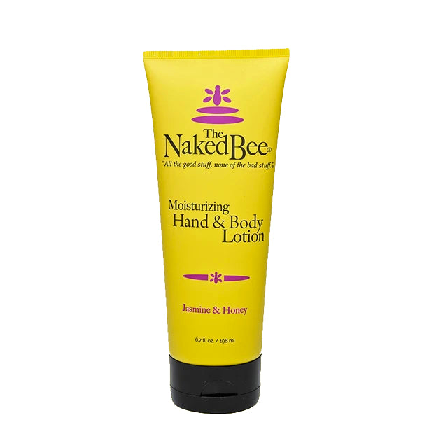 Jasmine and Honey Hand & Body Lotion by Naked Bee