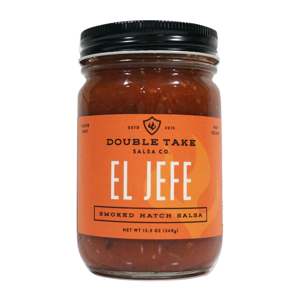EL JEFE Salsa by Double Take Salsa