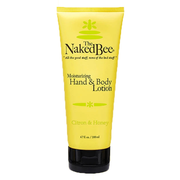 Citron and Honey Hand & Body Lotion by Naked Bee