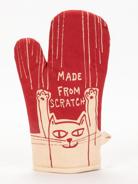 Made From Scratch Oven Mitt by Blue Q