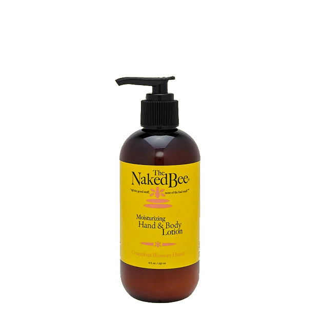 Grapefruit Blossom Honey Hand & Body Lotion by Naked Bee