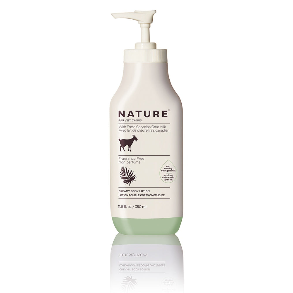 Goat's Milk Lotion by Canus