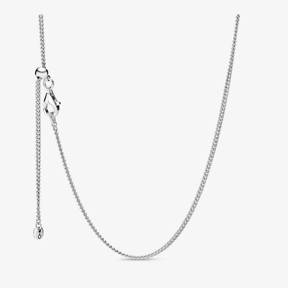 Curb Chain Necklace by Pandora