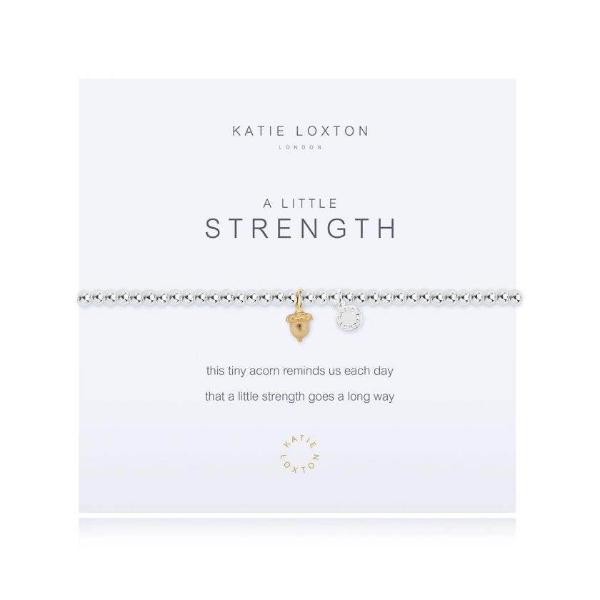 Strength Bracelet by Katie Loxton