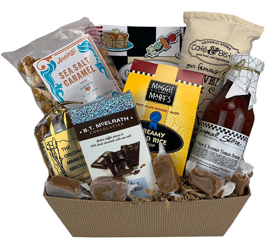General Store Favorites Gift Basket