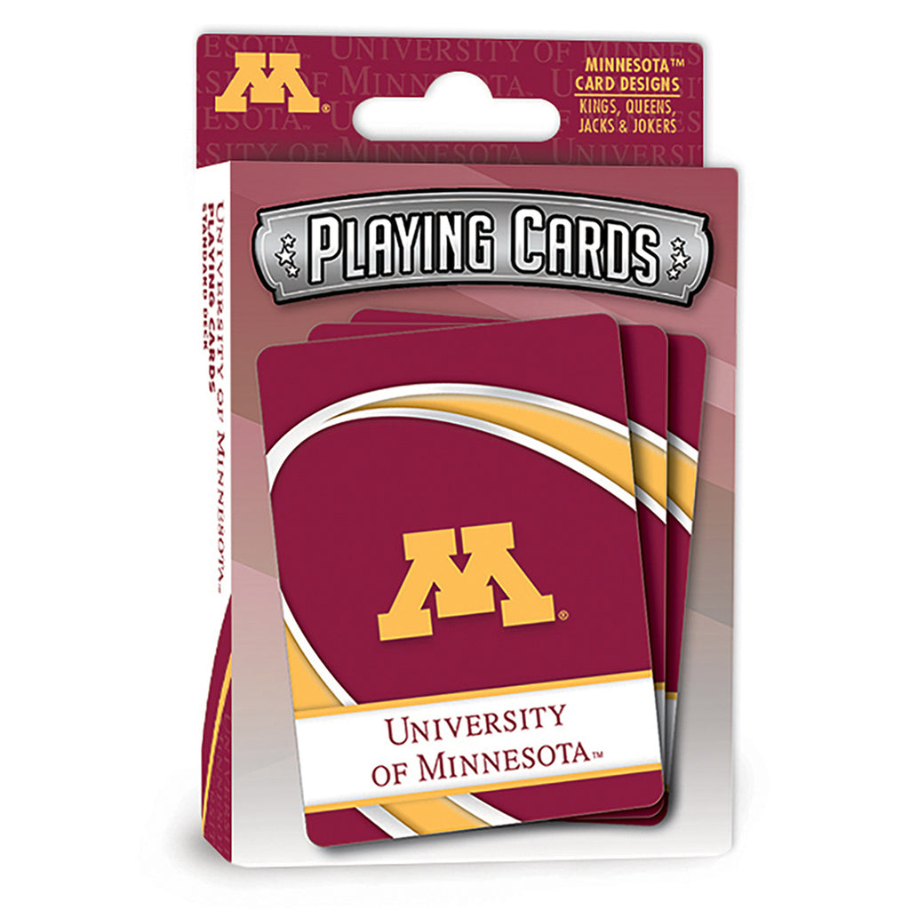 UNIVERSITY OF MINNESOTA PLAYING CARDS
