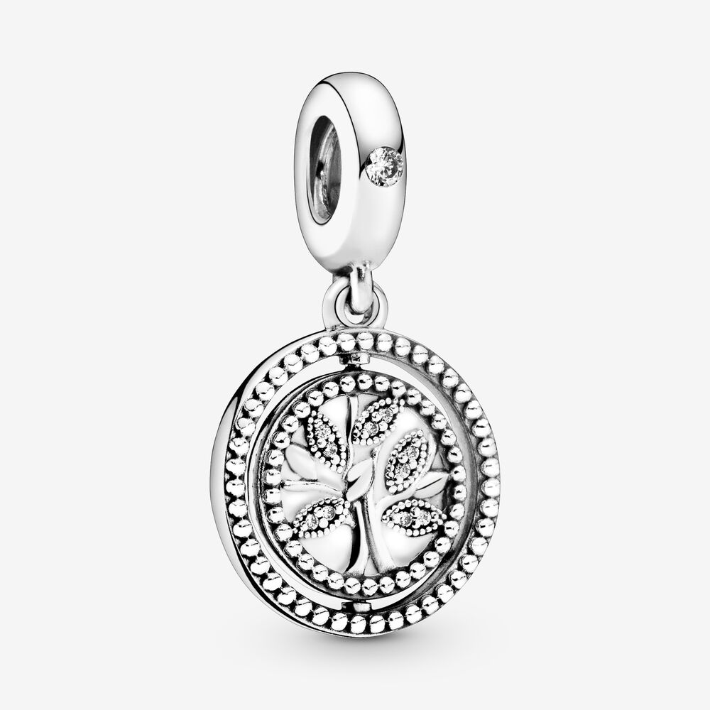Spinning Family Tree Dangle Charm by Pandora