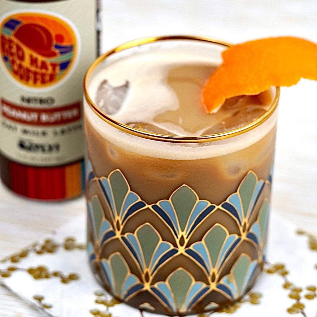 Peanut Butter Old Fashioned