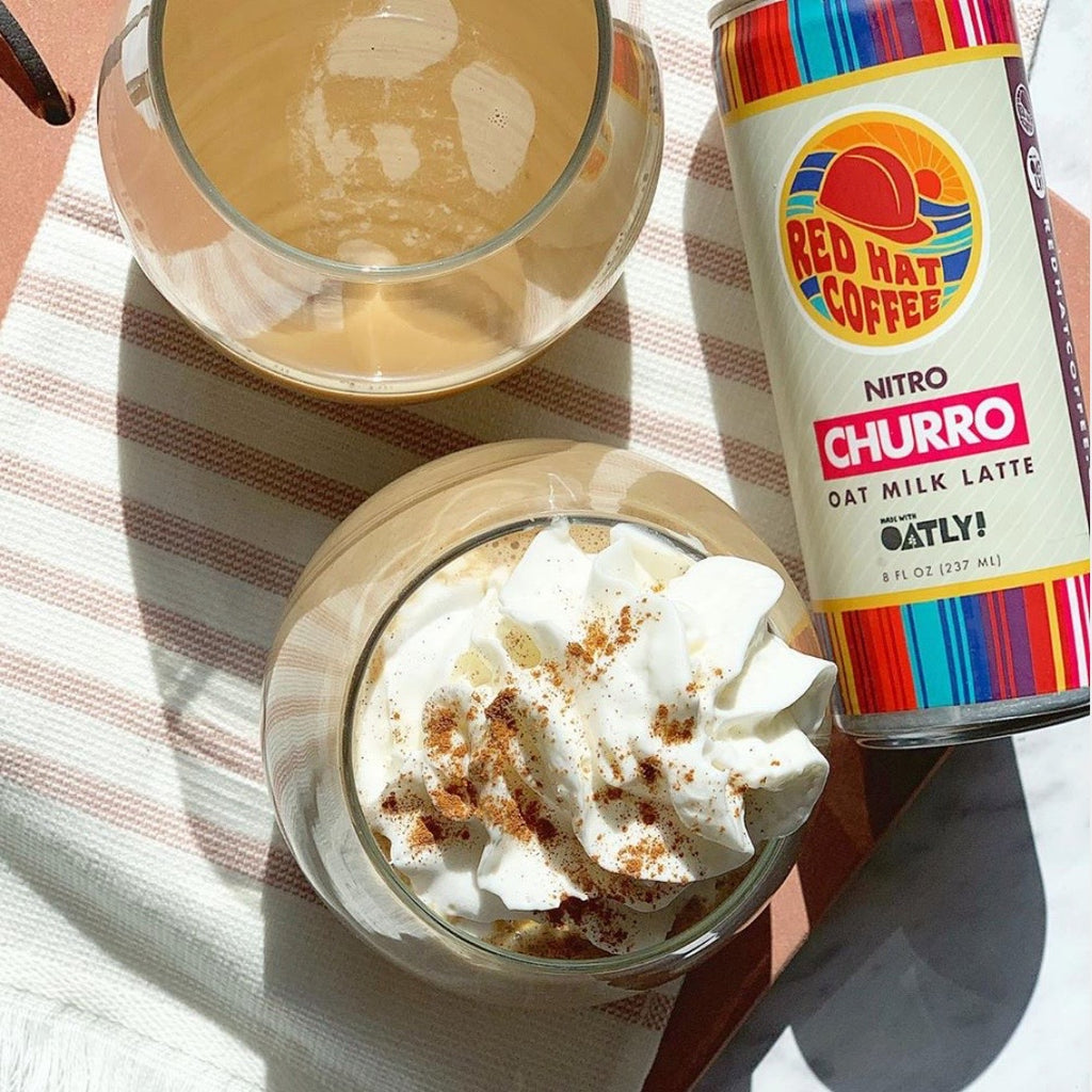 Churro Breakfast Smoothie