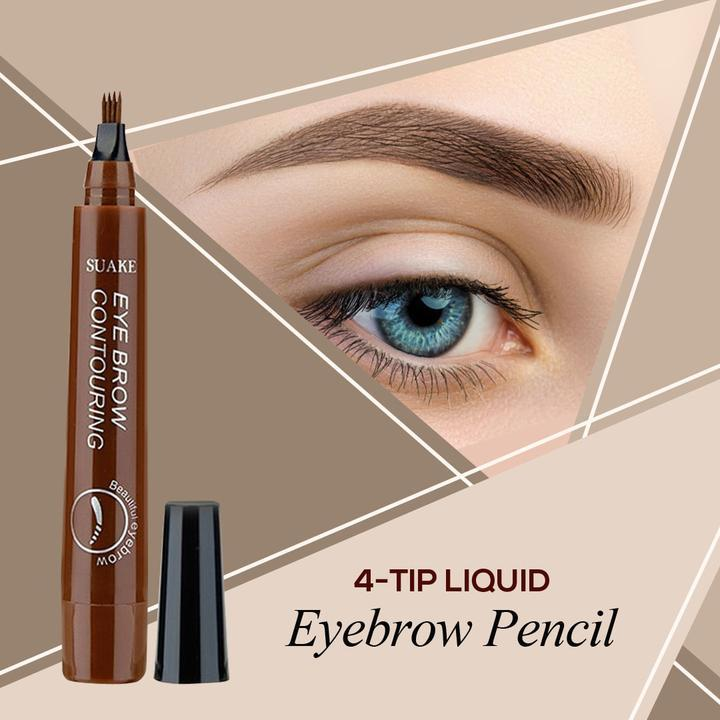 Natural Tattoo Eyebrow Pen