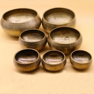 Dhyana bowl