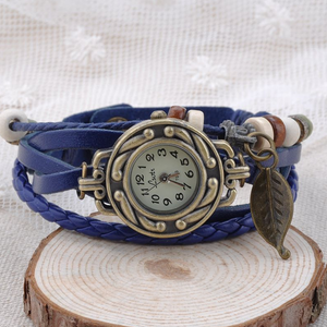 Leaf Vintage Wrap Watch - Florence Scovel - 7