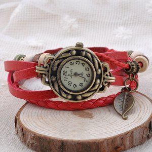 Leaf Vintage Wrap Watch - Florence Scovel - 11