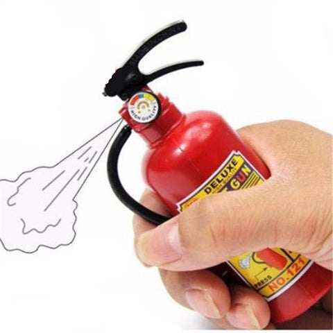 Mini Fire Extinguisher Water Gun