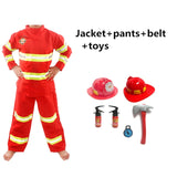 Children's Fireman Costume