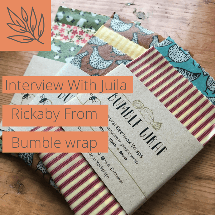 Interview With Julie Rickaby From Bumble Wrap