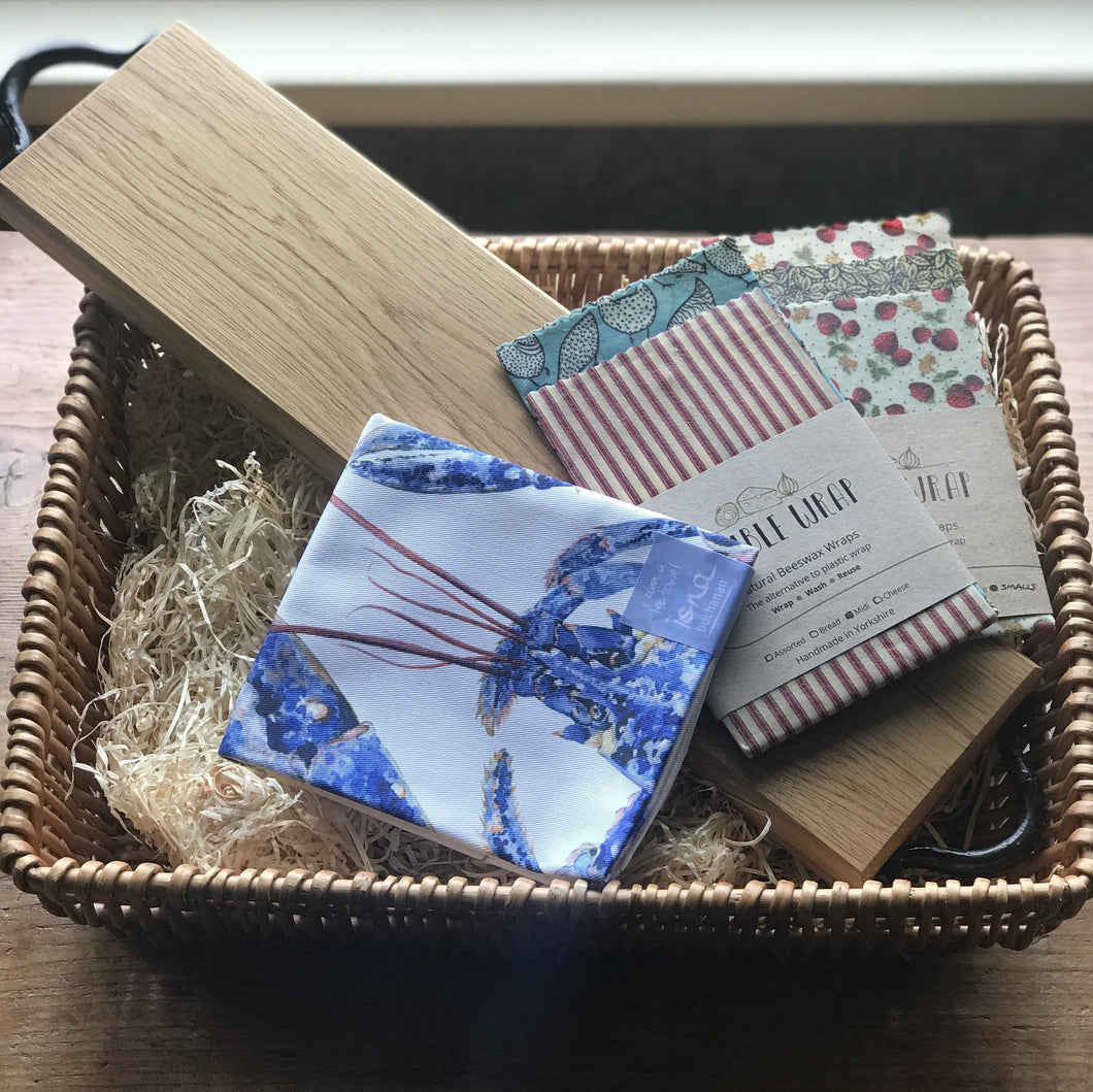 The 'Cheesehead' Hamper - Willow Leaf Gifts