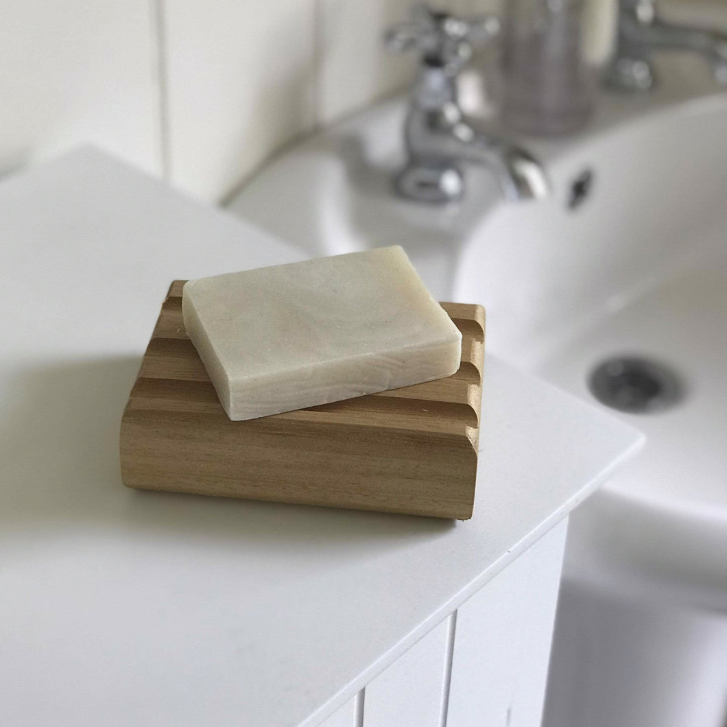 Wooden Soap Dish - Willow Leaf Gifts