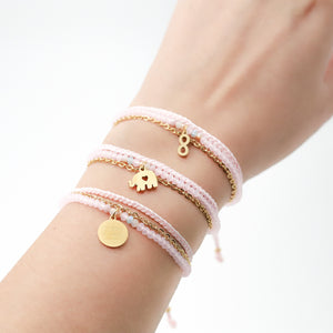 Pulsera Julieta Triple C46