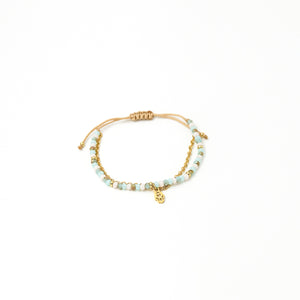 Pulsera Julieta Simple C136 H-Beige