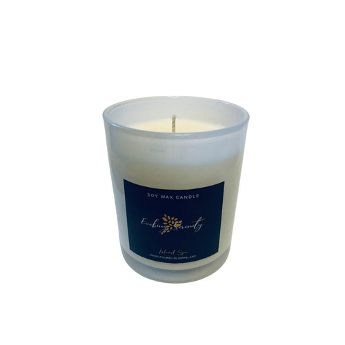 Island Spa Soy Wax Candle - Evoking Serenity