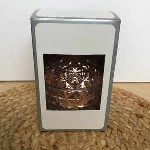 Rose Gold Pineapple Soy Wax Candle - Evoking Serenity
