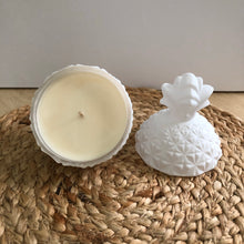 Load image into Gallery viewer, White Pineapple Soy Wax Candle - Evoking Serenity