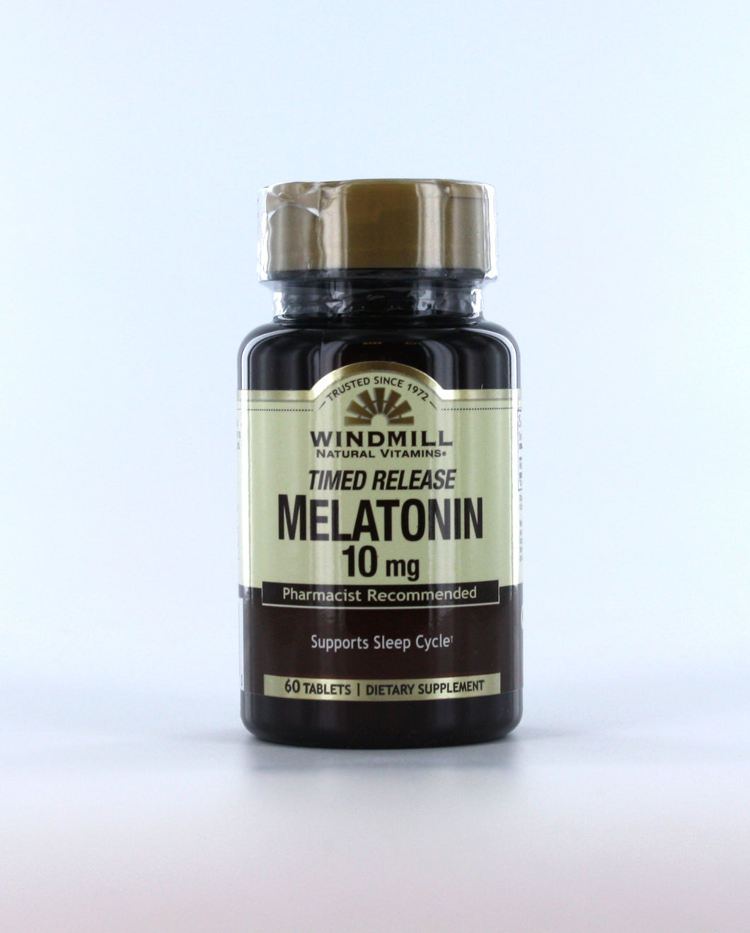 Melatonin 10 mg Timed Release