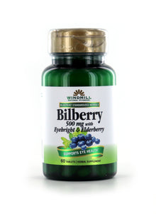 Bilberry 5 mg extract