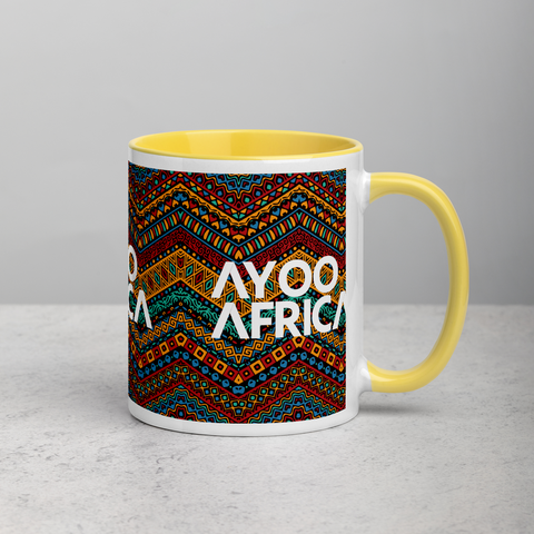 Ayoo Mug with Color Inside
