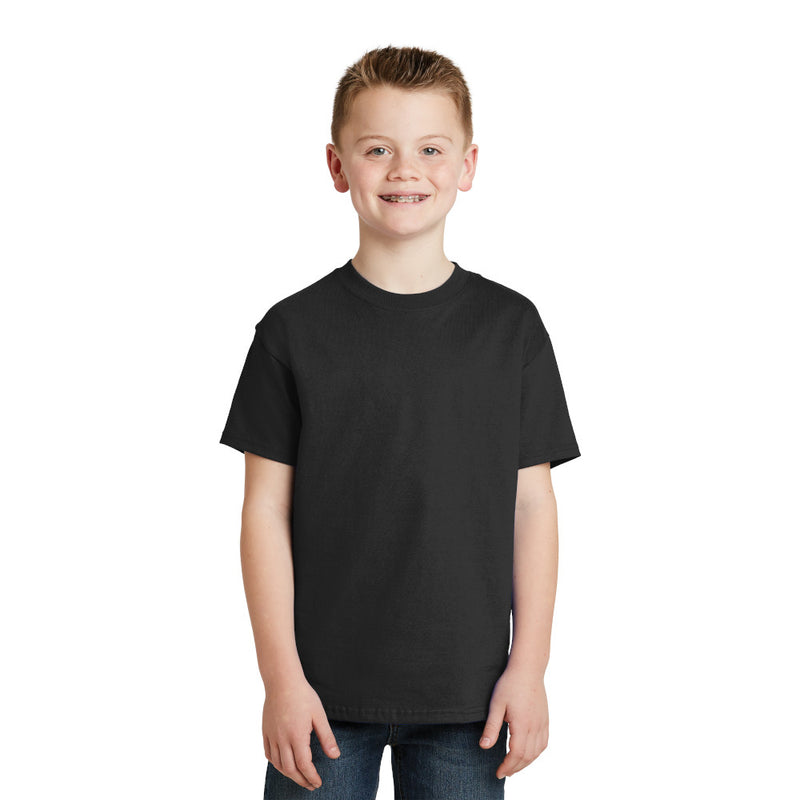 5450 Hanes Youth Tagless 100% Cotton T-Shirt ™