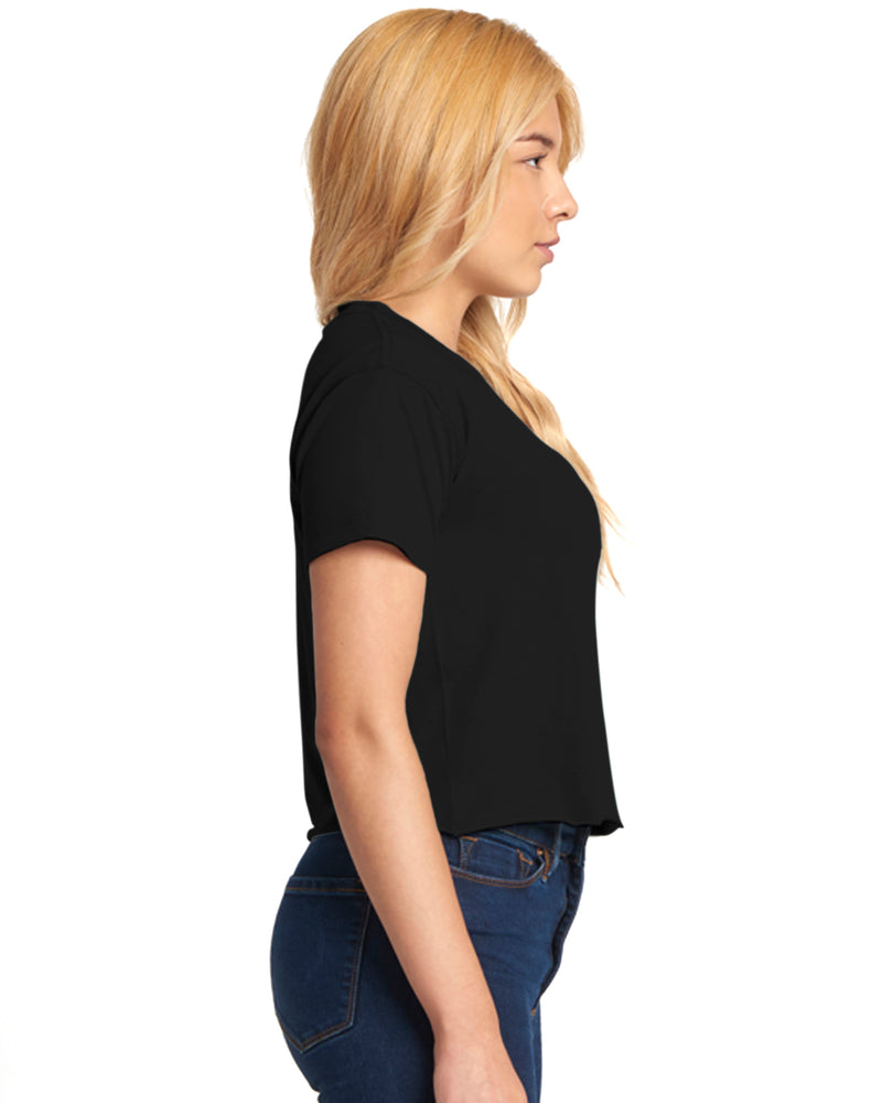 N5080 Next Level Ladies Festival Cali Crop T-Shirt ™