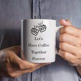 Sweet Coffee Mug - Best Gift for Couple Wife Husband and Family
