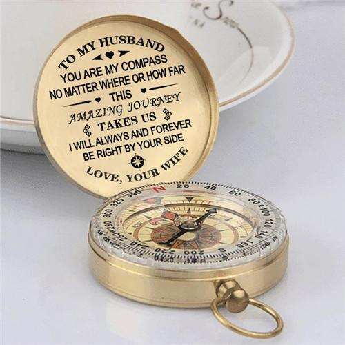 To My Husband - You Are My Compass - Compass