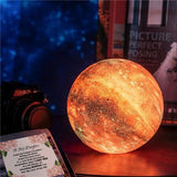To My Daughter - Keep Your Dream - Galaxy Lamp