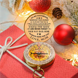 ⛄❄Compass - Best Gift for Son Daughter And Husband💝☃