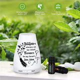 Mom To Daughter - Forever In My Heart - Aroma Lamp