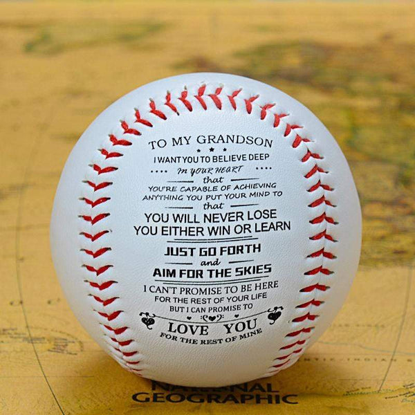 You Will Never Lose - Baseball To My Grandson