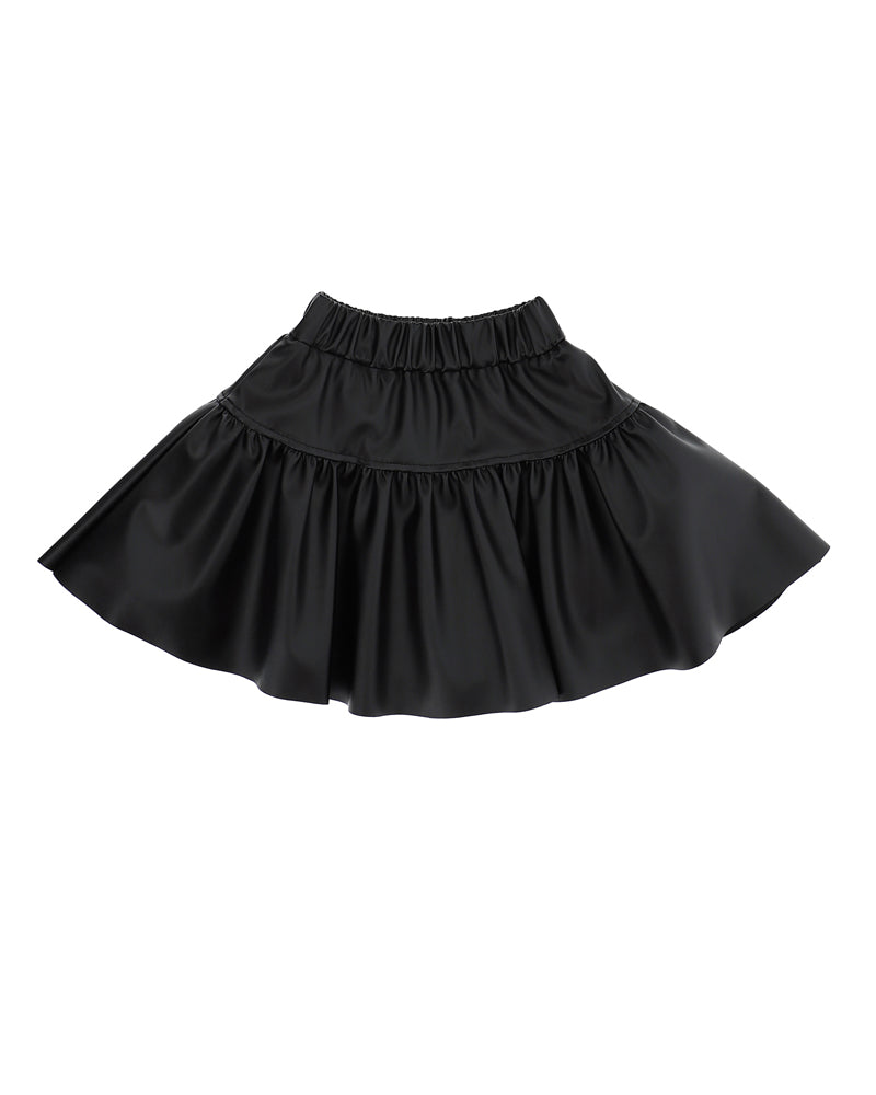 Girls Black Skirt