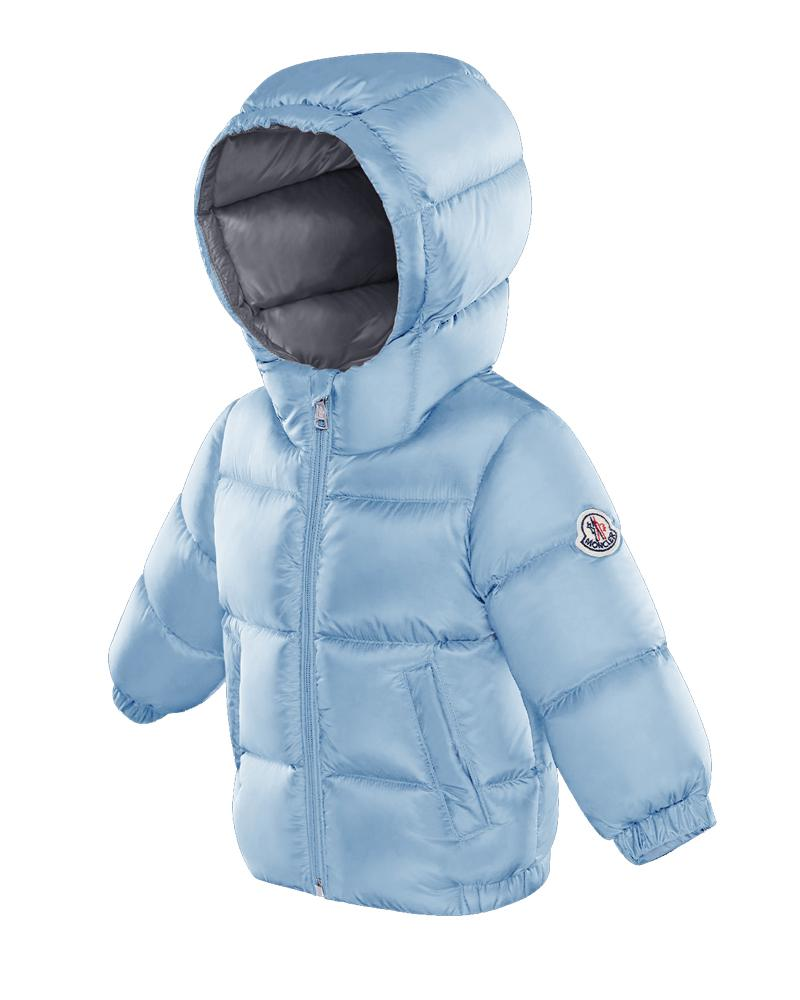 Baby Boys Blue New Macaire Jacket
