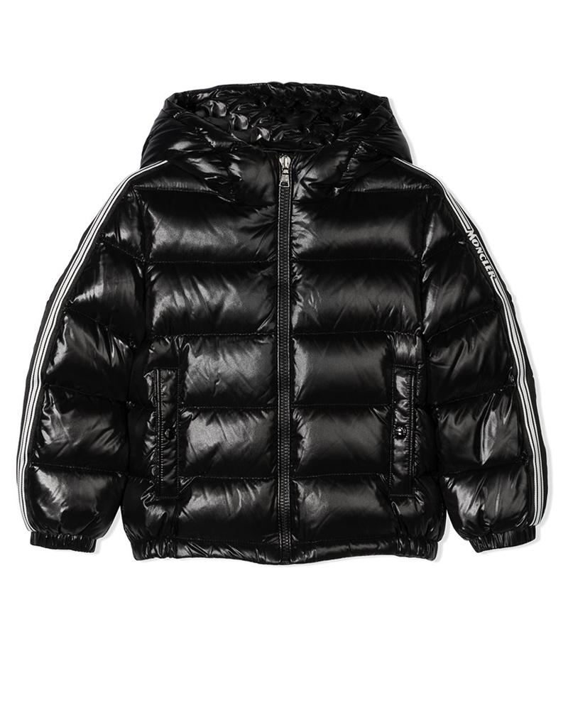 Boys Black Al Jacket