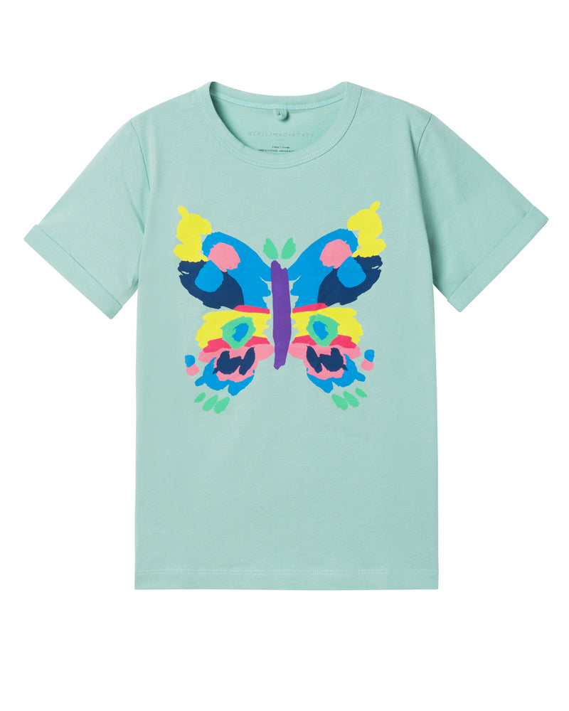 Girls Green T-Shirt