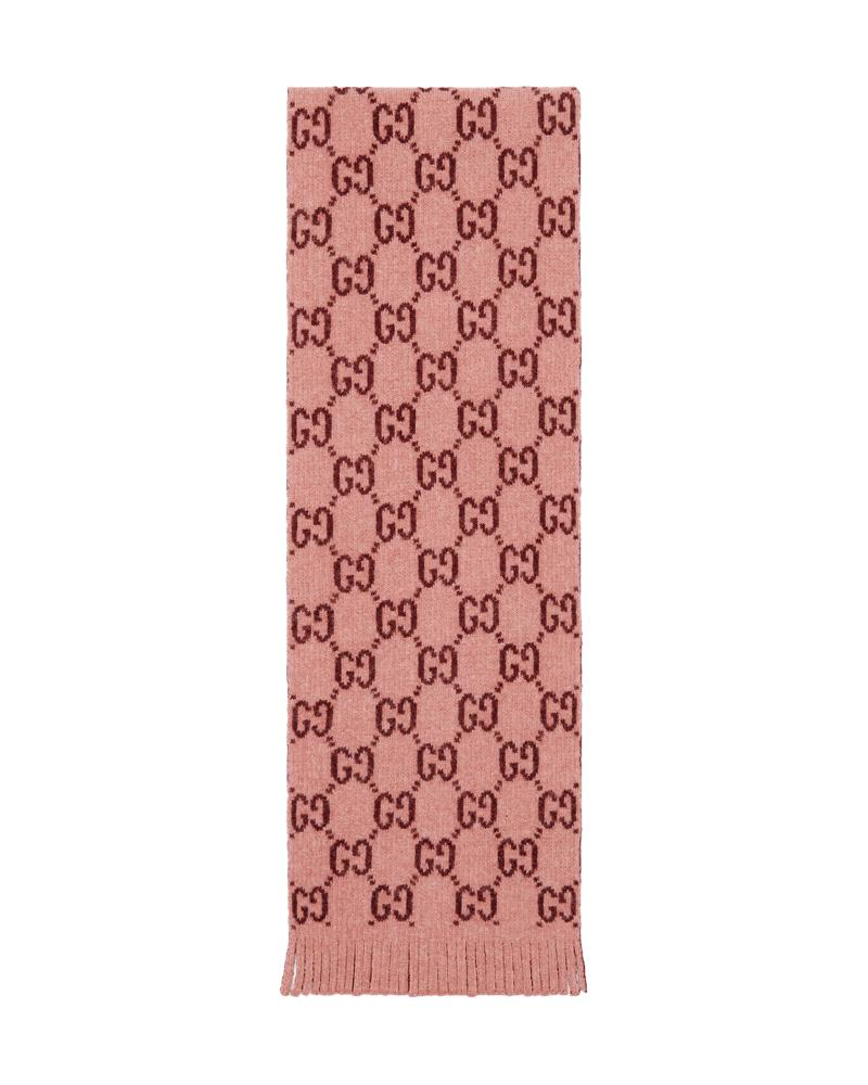 Girls Pink Scarf