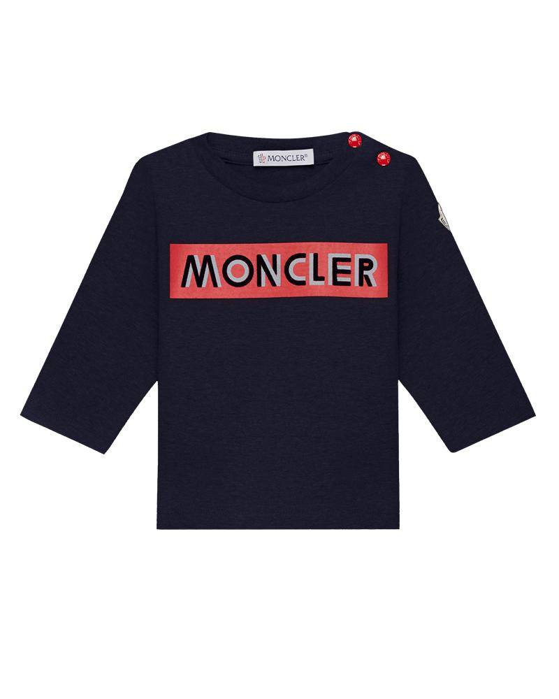 Baby Boys Navy Top