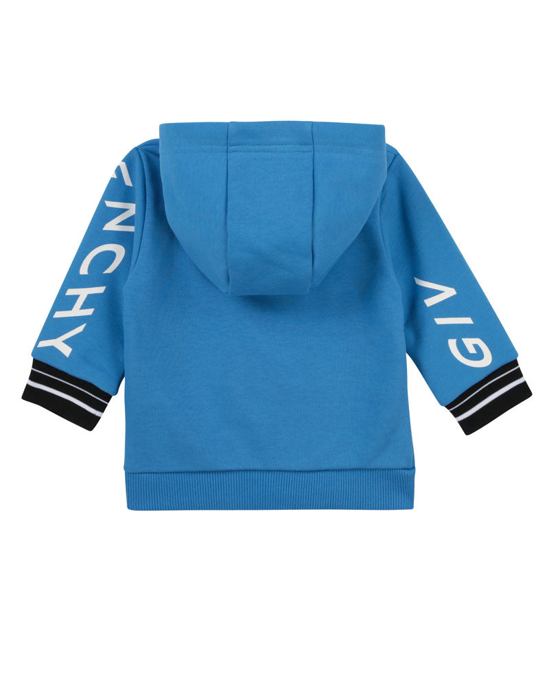 Baby Boys Blue Sweater