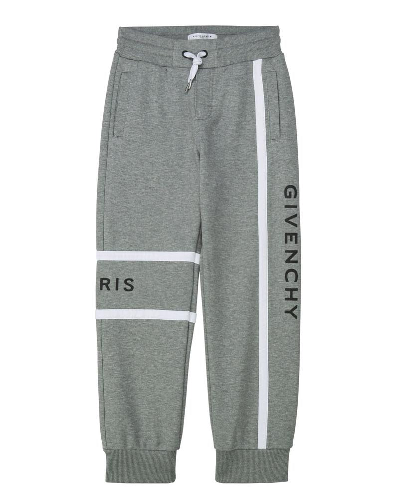 Boys Grey Track Pants
