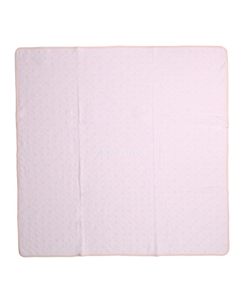 Baby Girls Pink Blanket