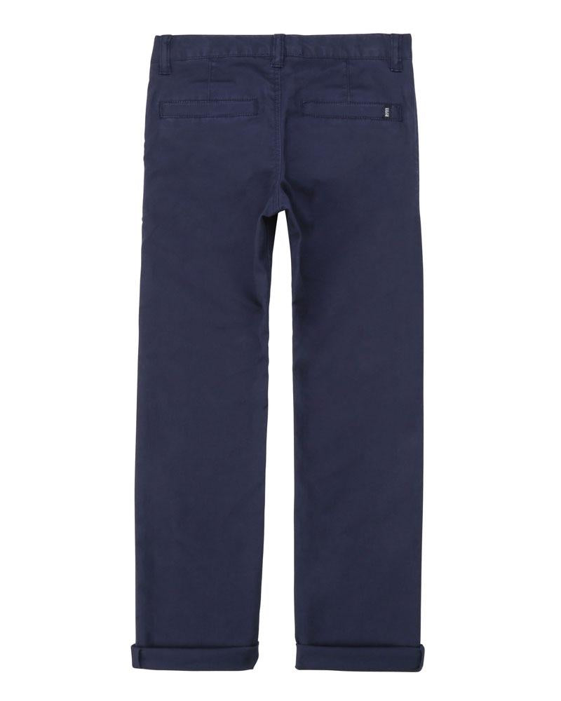 Boys Navy Pants